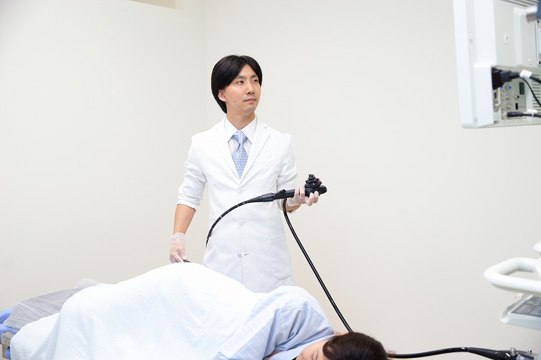 大腸カメラ単独ドック|さきたに内科・内視鏡クリニック